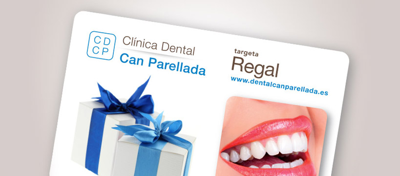 Tarjeta Regalo Clínica Dental Can Parellada